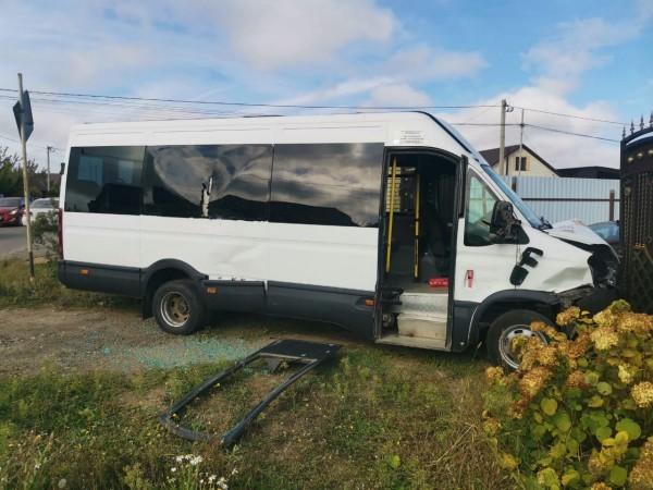 Стали известны подробности ДТП с пассажирской маршруткой на Ставрополье