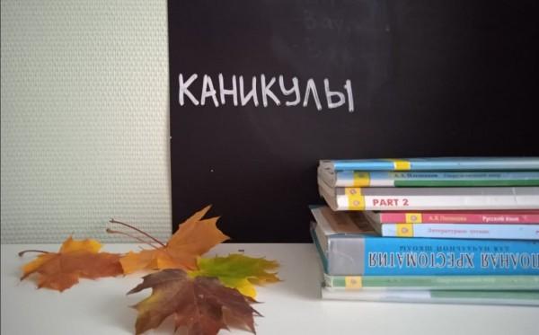 Когда школьники уйдут на осенние каникулы, сообщил глава Ставрополья