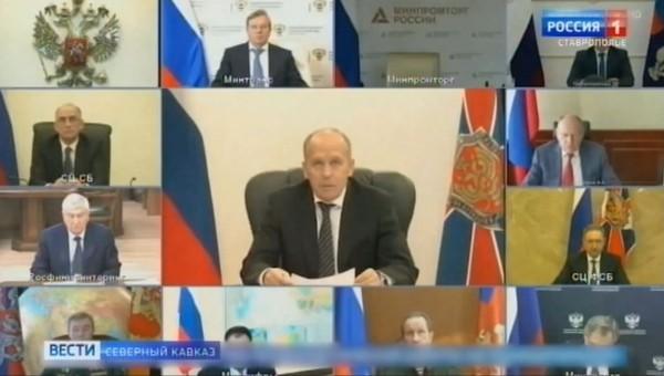 Спецслужбы за три года предотвратили на Северном Кавказе около 30 терактов