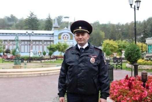 На Ставрополье выбрали лучшего участкового