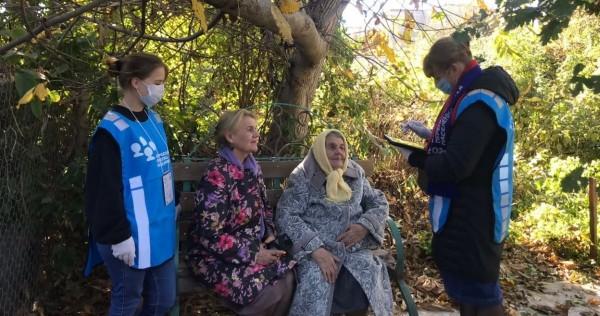 Одной из участниц переписи стала 101-летняя жительница Ставрополья